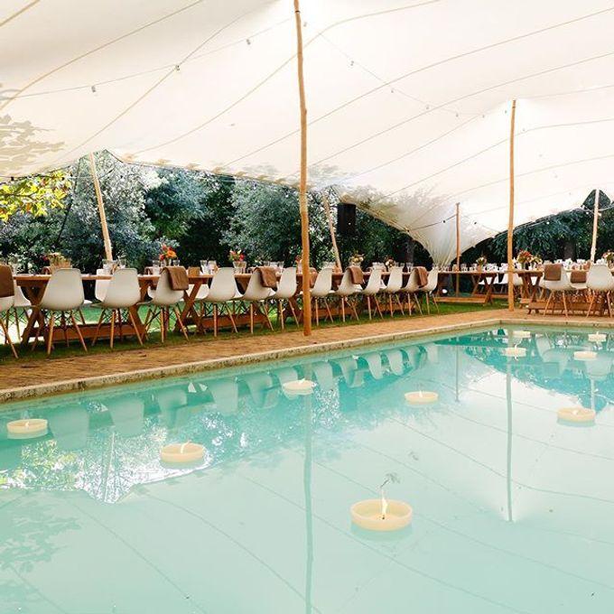 Garden Wedding by Elegant Events - 011