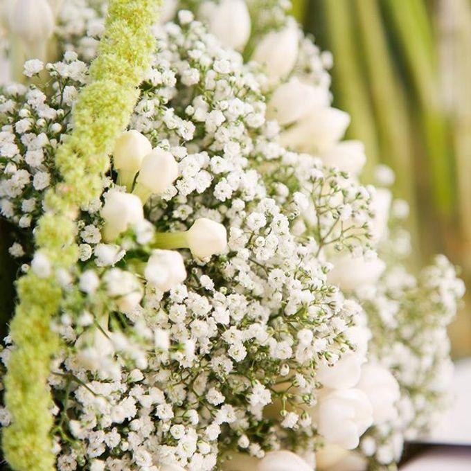 Garden Wedding by Elegant Events - 003