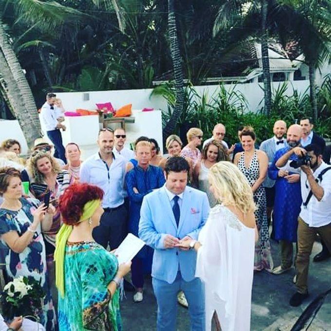 Sri Lanka Wedding by Theresa D Wedding Celebrant - 003