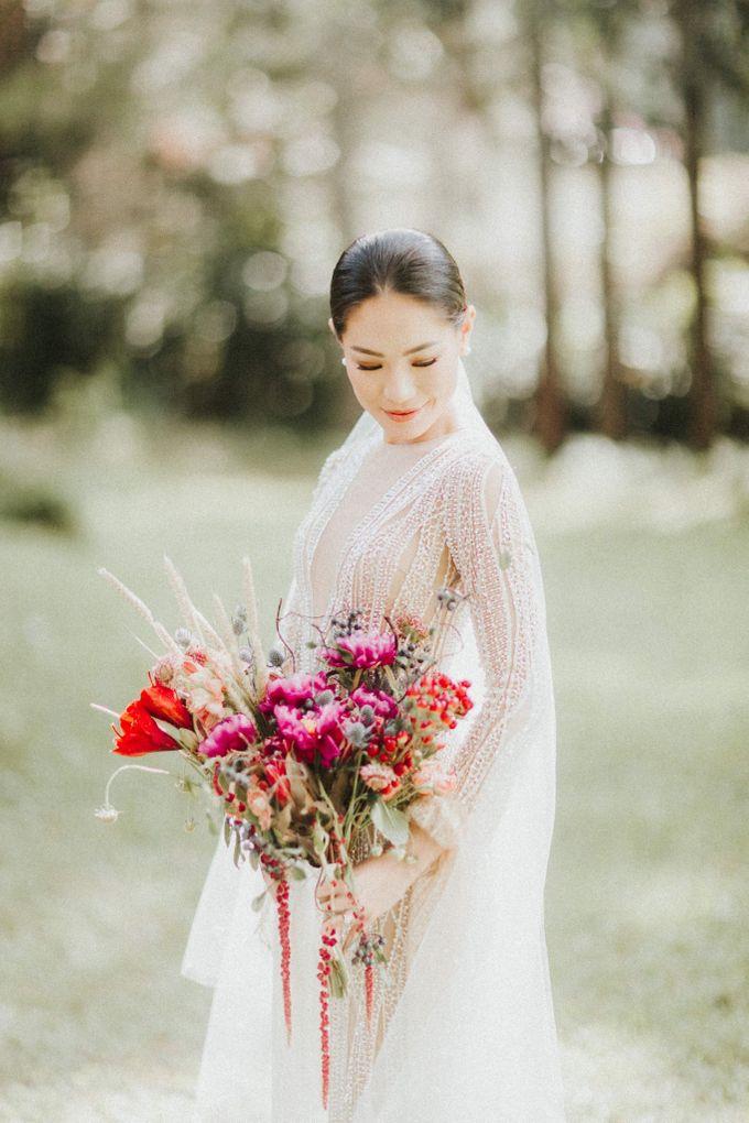 Pine Hill Bandung - The Wedding of Shelvin and Steven by ILUMINEN - 014