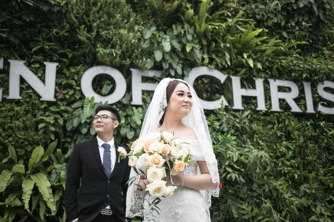 The Wedding of Suwarjo & Lisbeth by AS2 Wedding Organizer - 004