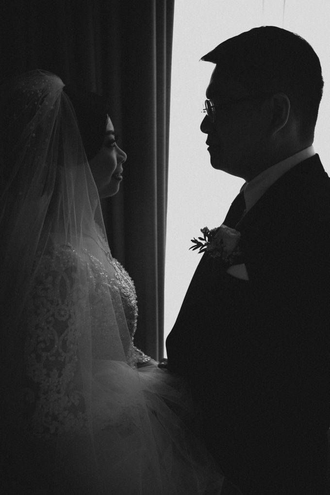 Grandeur Wedding of Johan & Catherine 30th June 2019 by Atham Tailor - 003