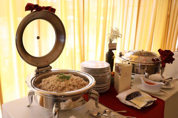 PT PetroChina International Jabung Ltd by Arkamaya Catering & Cakery - 005