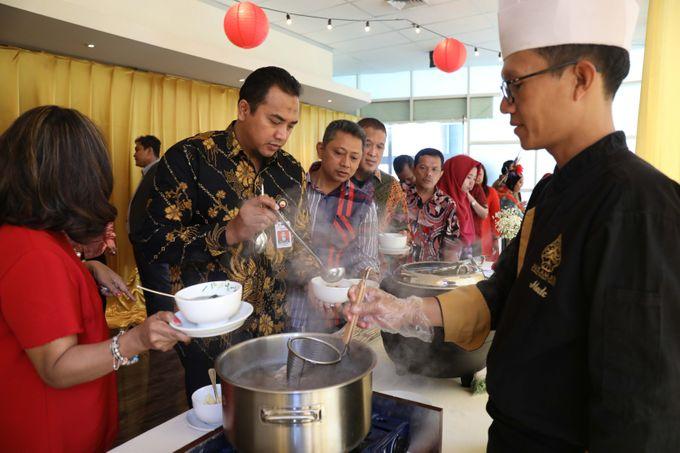 PT PetroChina International Jabung Ltd by Arkamaya Catering & Cakery - 009