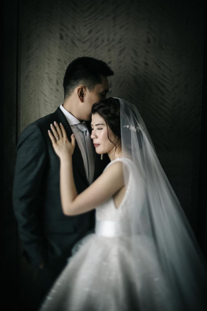 Sheraton Gandaria - Danny & Engelin by Wong Hang Distinguished Tailor - 006