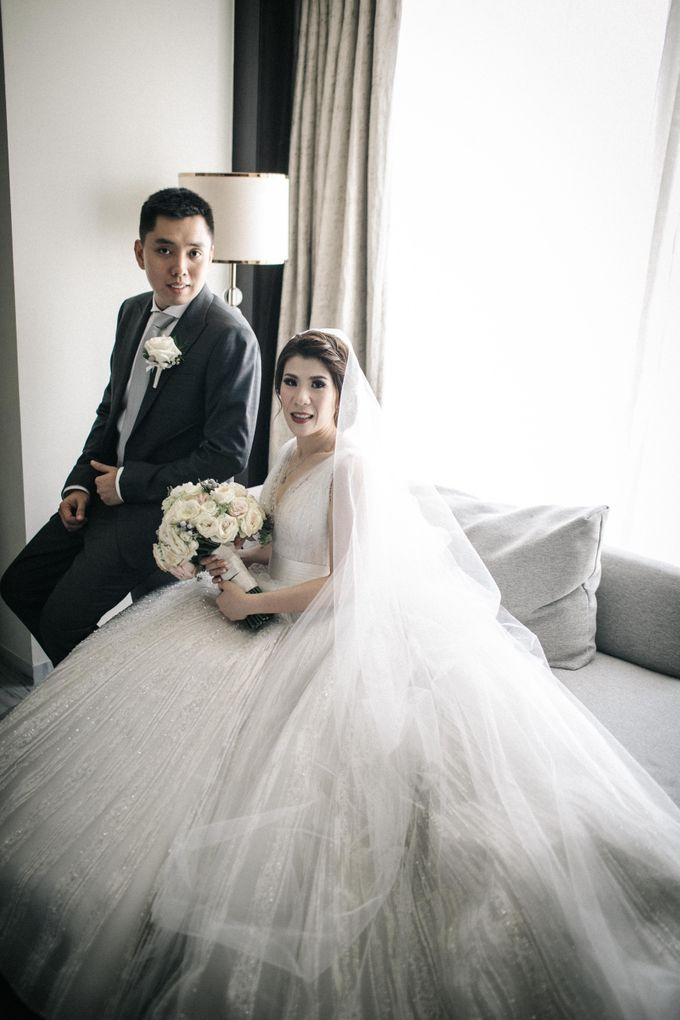 Sheraton Gandaria - Danny & Engelin by Wong Hang Distinguished Tailor - 005