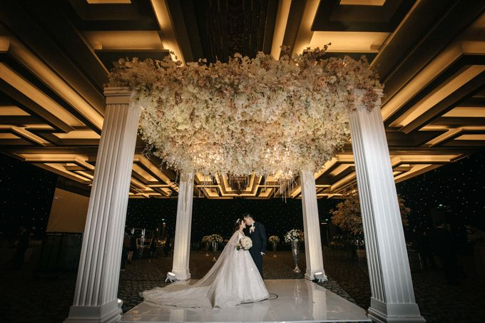 Sheraton Gandaria - Danny & Engelin by Wong Hang Distinguished Tailor - 002