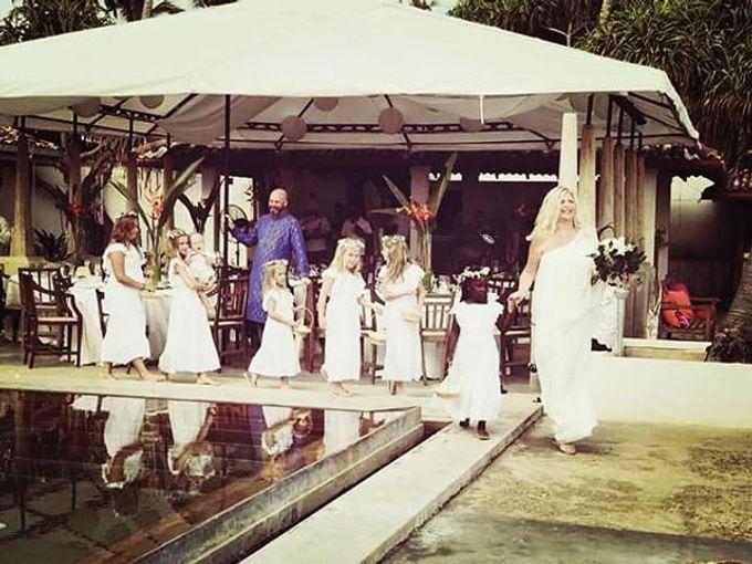Sri Lanka Wedding by Theresa D Wedding Celebrant - 002