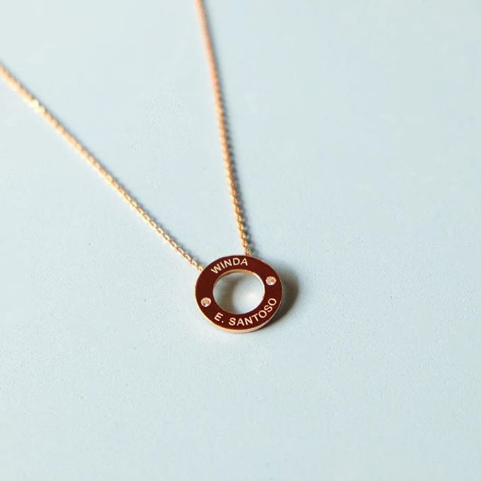 CARA NECKLACE by LINCA Jewellery - 008