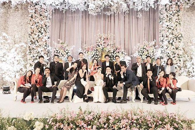 Alvin & Karen by PRIVATE WEDDING ORGANIZER - 003