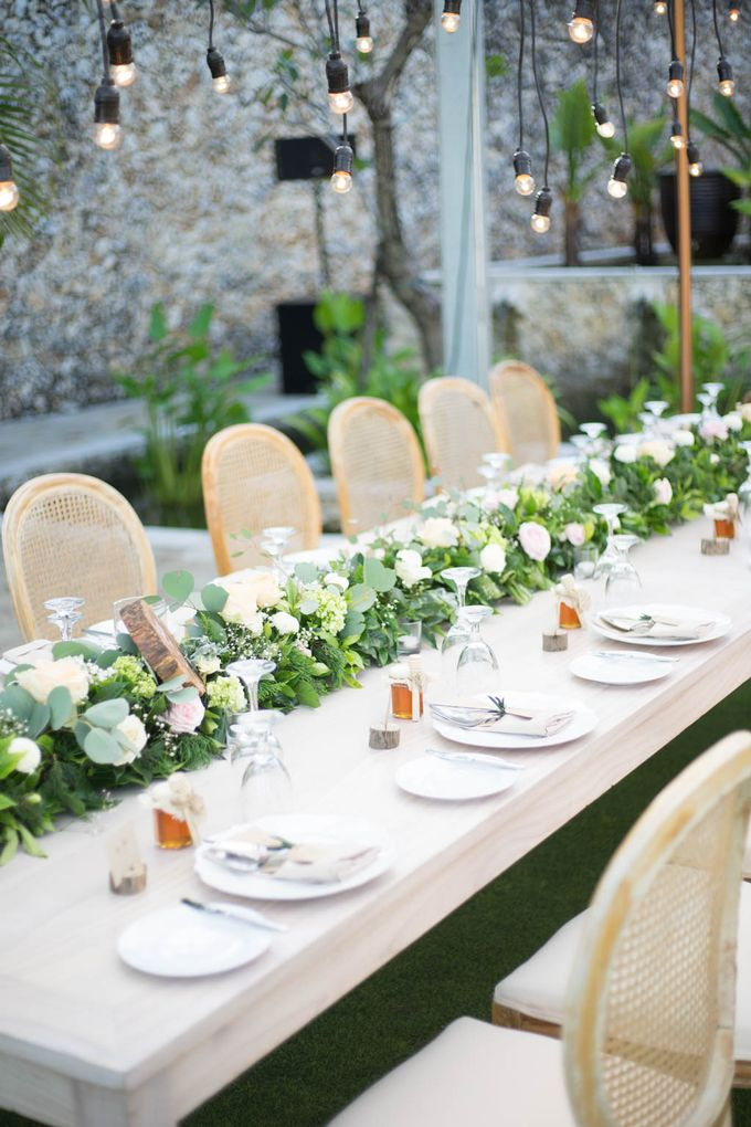 The Wedding of Shawn & Janet by Bali Yes Florist - 005
