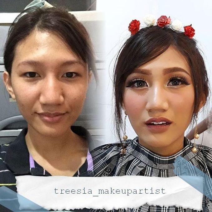 Portfolio by Treesia Makeup Artist - 036