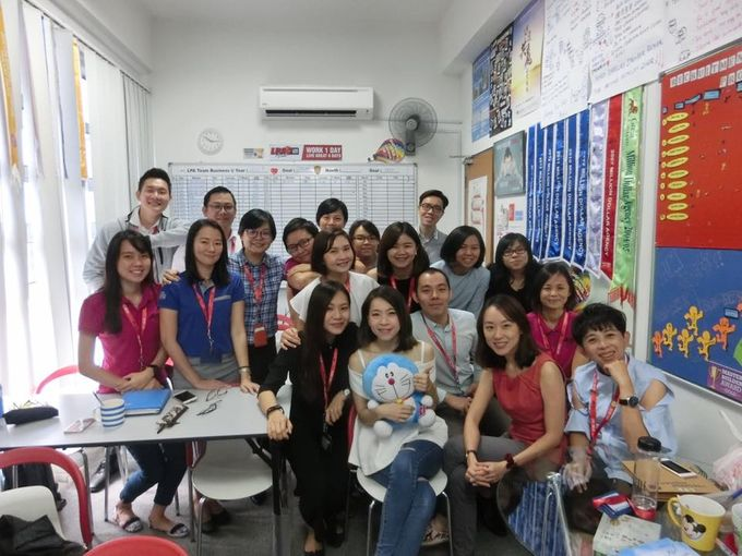 Personal Makeup Class / Corporate Makeup Class by Shang Studio - 012