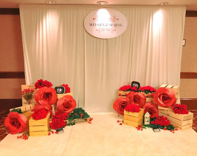 Malacca Wedding Decoration by MEB Entertainments - 006