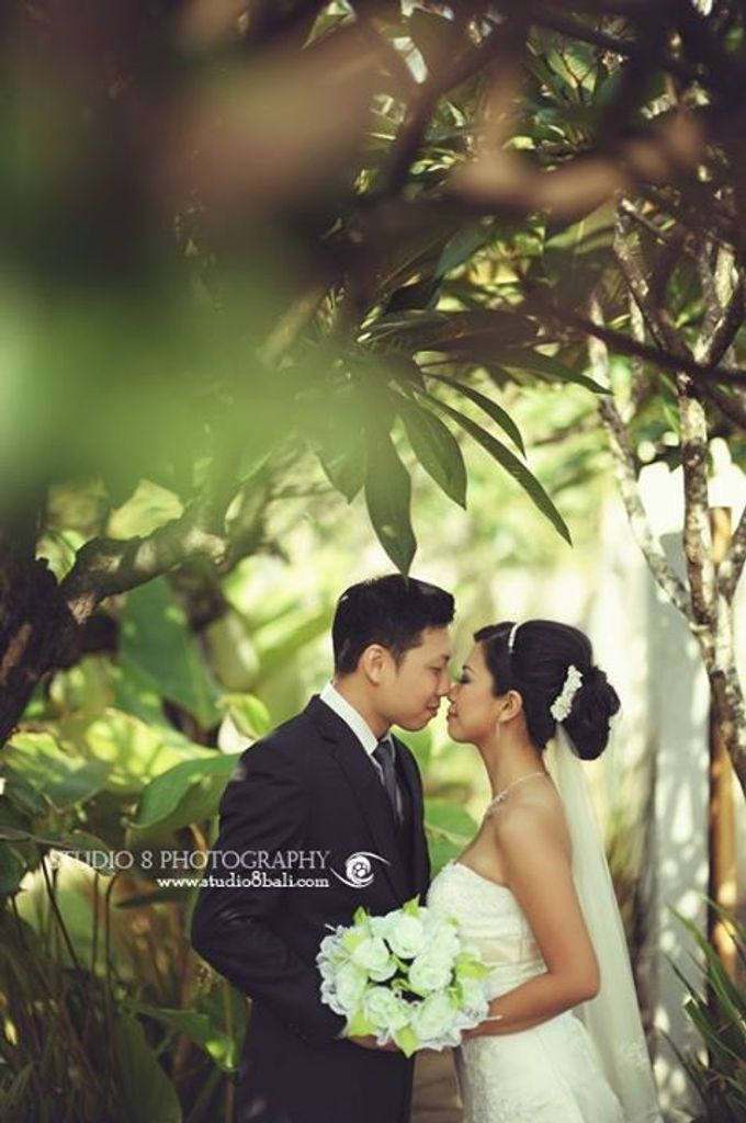 Prewedding - Evan & Shirley by Studio 8 Bali Photography - 005