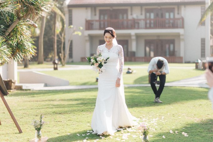 Sungyon & Youngshin wedding day by Anh Phan Photographer   vietnam weddng photographer - 002