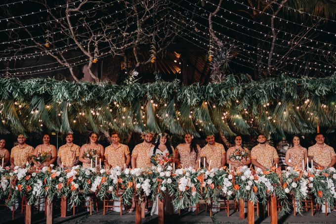 The Royal Pita Maha Wedding by Prana Bali Wedding - 027