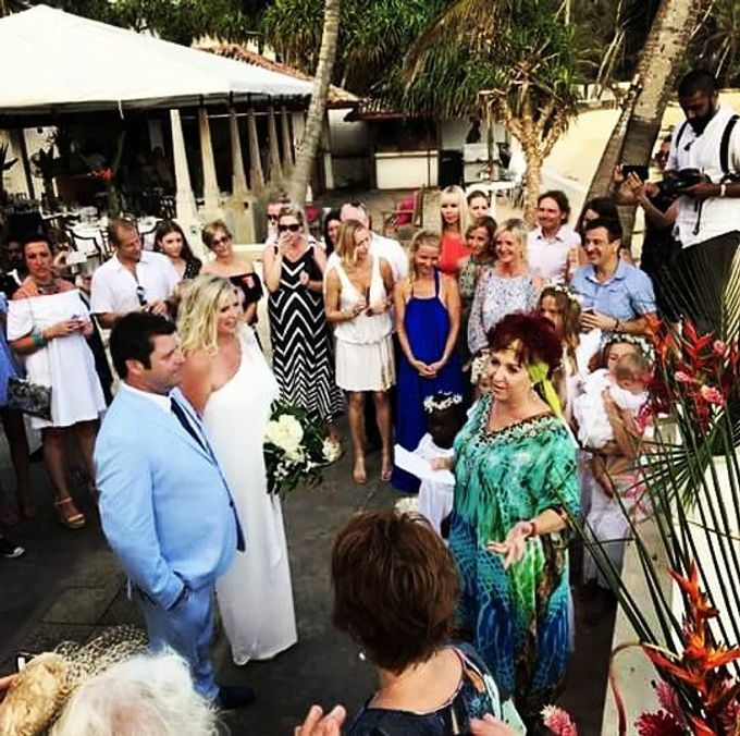 Sri Lanka Wedding by Theresa D Wedding Celebrant - 001