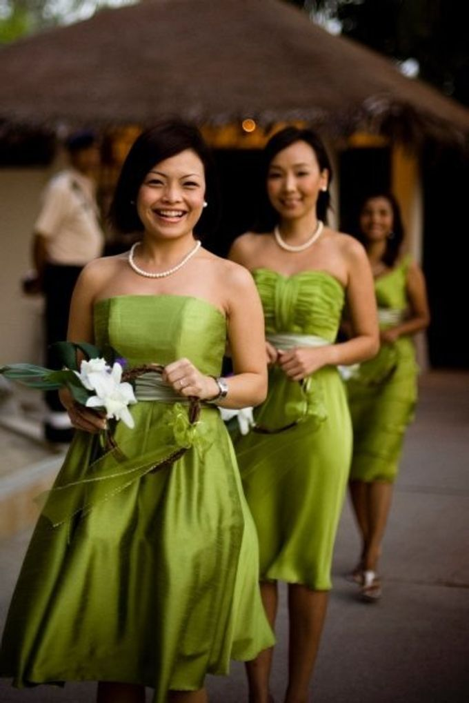 Bridesmaids by After Twelve Gown - 009