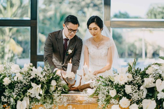 Wedding The Mulia Resort Donald & Tabita by StayBright - 019