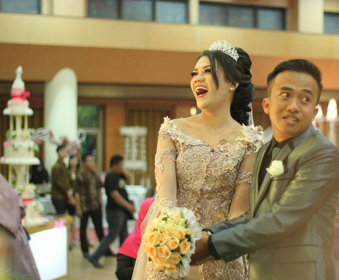 Wedding Reception Ira & Patrick by Gasim Wedding Organizer - 005