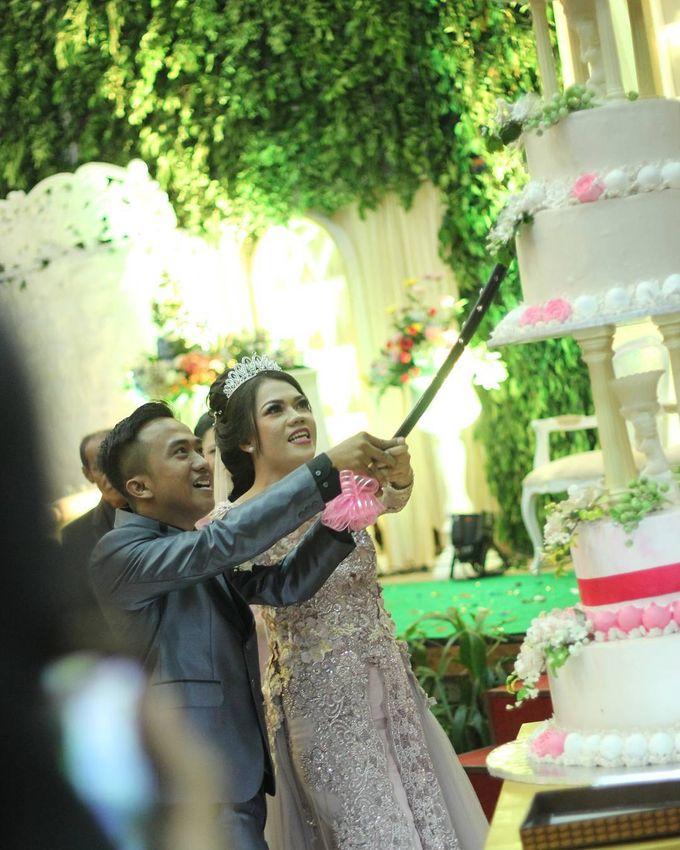 Wedding Reception Ira & Patrick by Gasim Wedding Organizer - 001