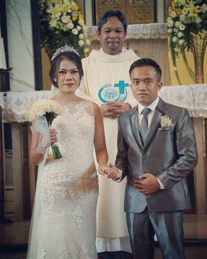 Pemberkatan Ira & Patrick by Gasim Wedding Organizer - 003