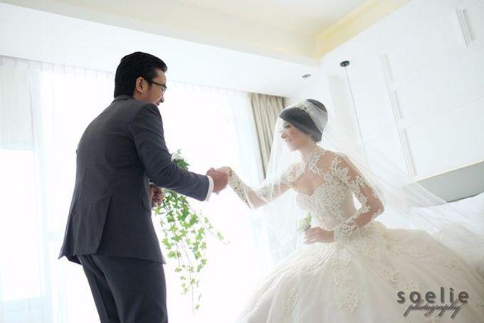 Wedding Joshua & Jessica by soelie photography - 001