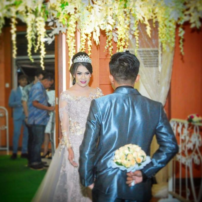 Wedding Reception Ira & Patrick by Gasim Wedding Organizer - 003
