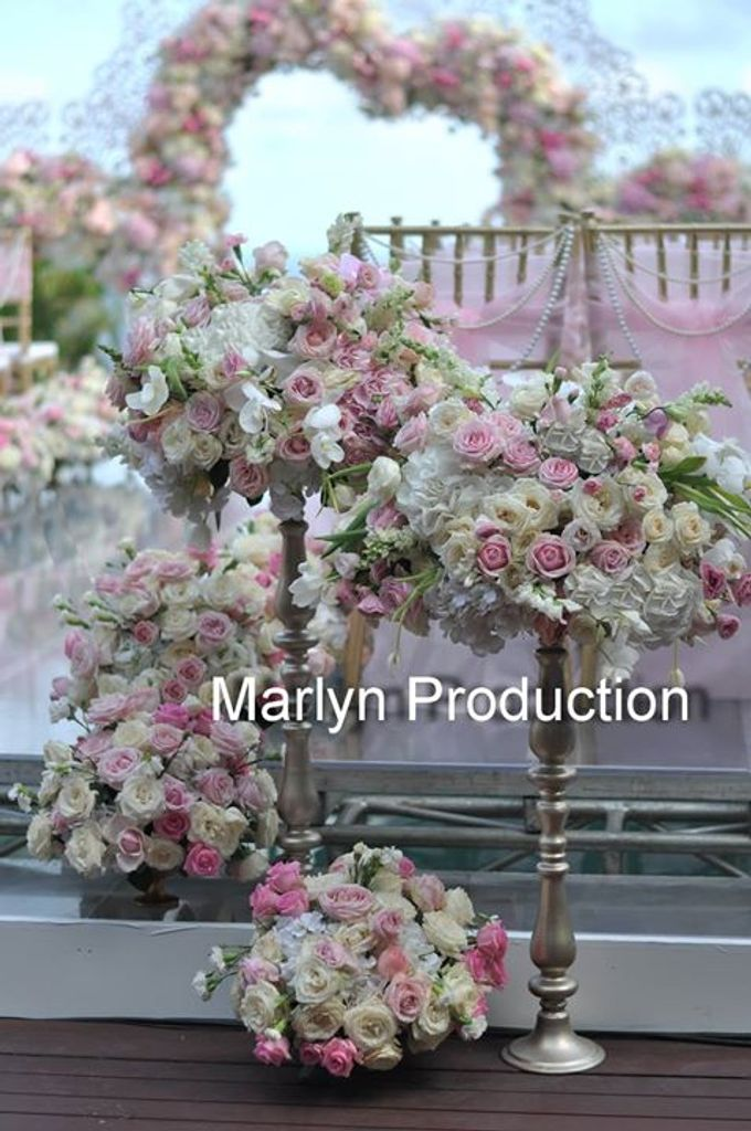 Love Is Pink For Bvlgari Wedding by Marlyn Production - 010