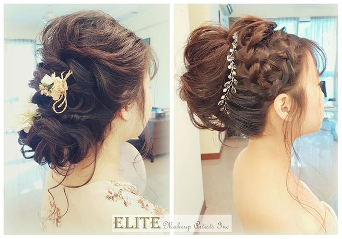 Bridal Hair By Elitemakeupartistsinc by elitemakeupartistsinc - 001