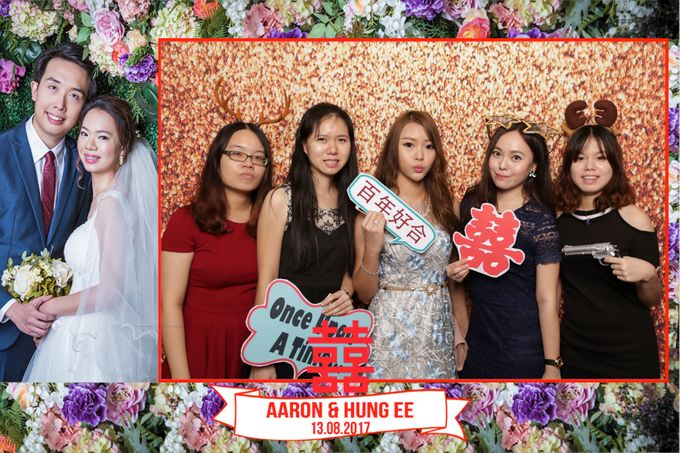 Aaron and Hung Ee Wedding 13082017 by Yvonne Creative Bridal - 002
