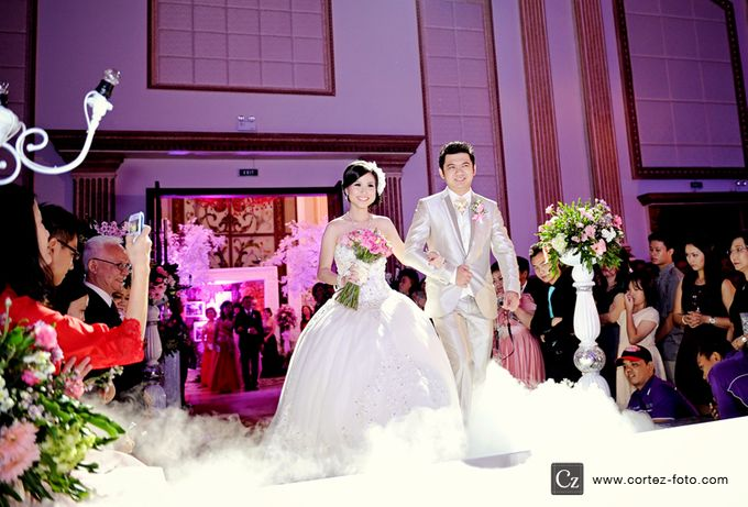 The Wedding of Hans & Ninik by Cortez photography - 020