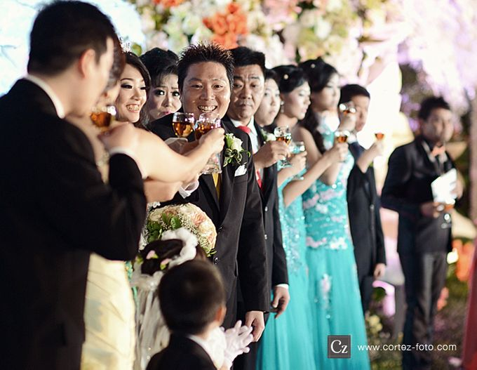 The Wedding of Alex & Chelsya by Cortez photography - 020