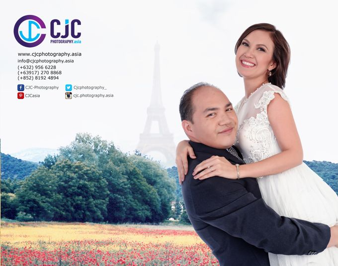 Pre-Nup Chad & Len by CJC PHOTOGRAPHY ASIA CORPORATION - 001