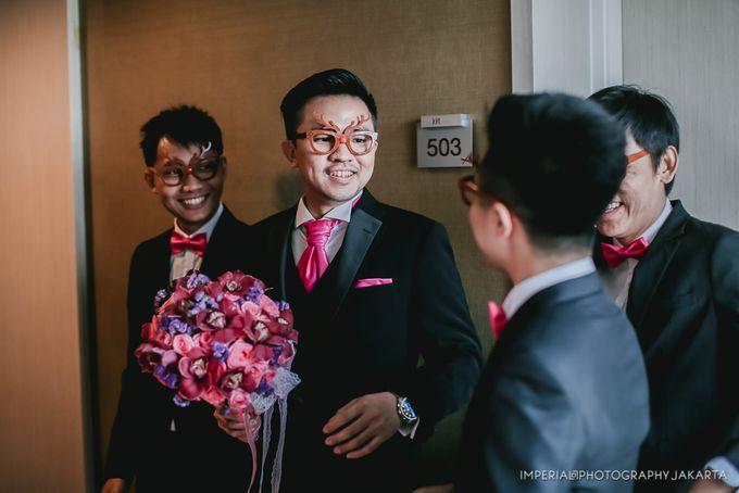 Yohanes & Vhina Wedding by Imperial Photography Jakarta - 020