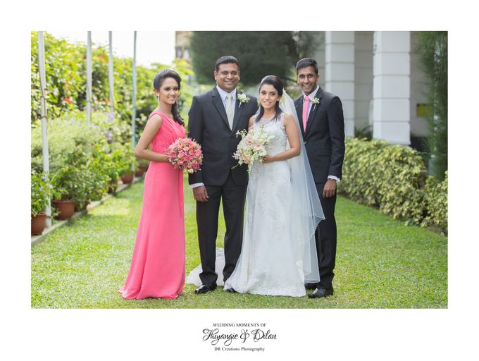 Wedding of Thiyangie & Dilan by DR Creations - 020