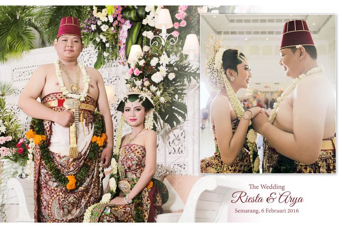 Wedding Day -  Arya & Riesta by Ennea Pictures - 013