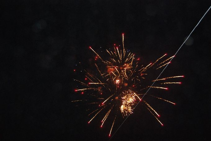 Fire works and lighting by Bali Angels - 016