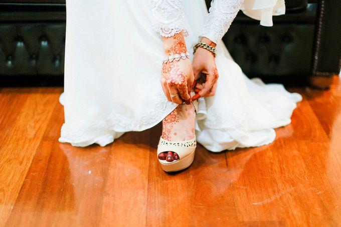 Zuhairah & Fuad by The Rafflesia Wedding & Portraiture - 014