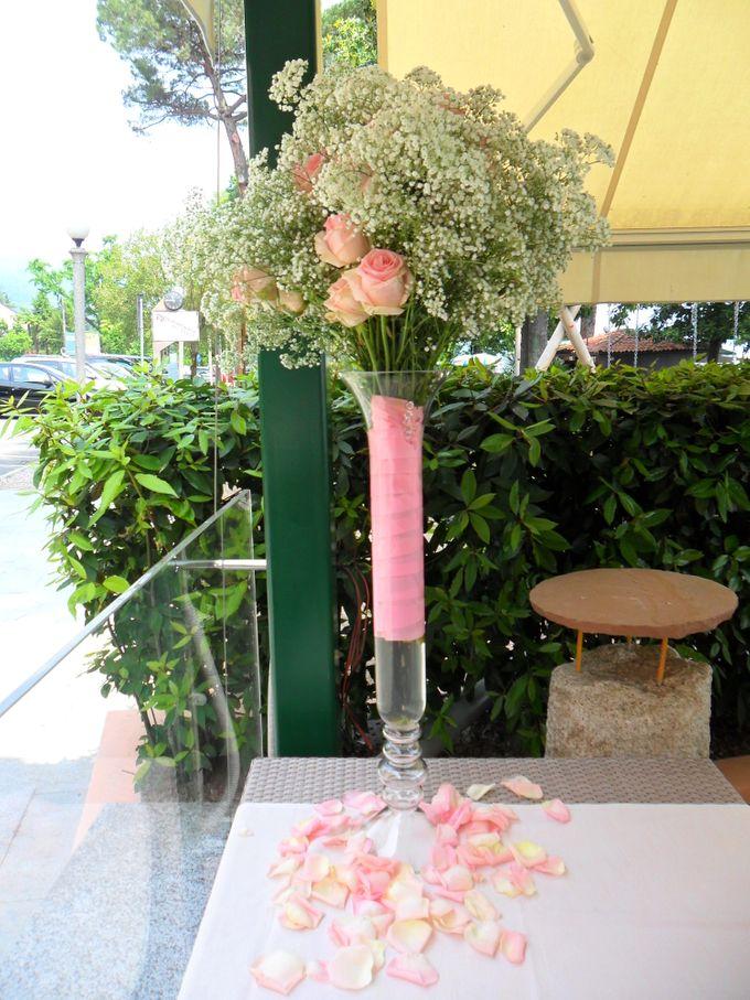 Romantic light pink wedding by Sogni Confettati - 042