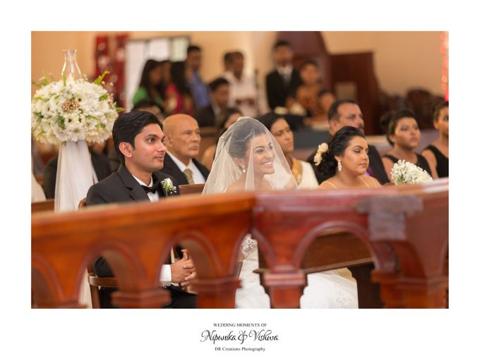 Wedding of Nipunika & Vishwa by DR Creations - 014