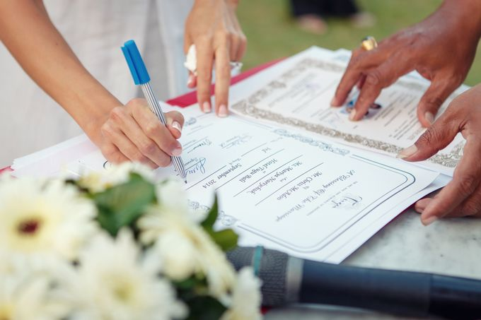 Unforgettable Vow by D'studio Photography Bali - 009