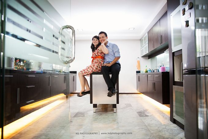 Bion & Juli - Pre wedding by HD Photography - 013