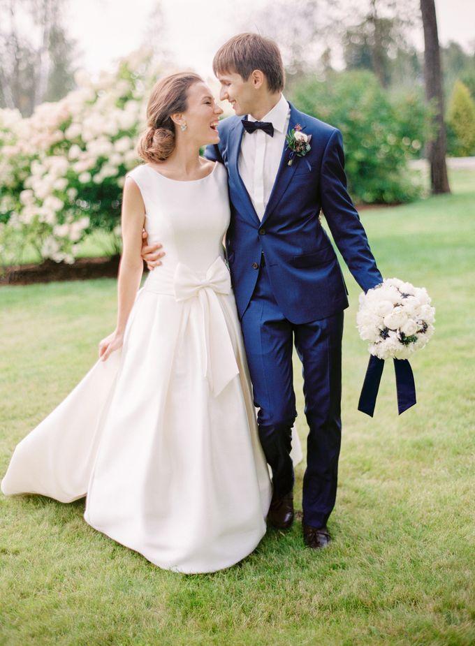 Golf club wedding for Nikolay and Kristina by BMWedding - 020