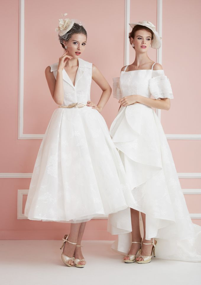 Pink & Audrey Wedding Collection by Digio Bridal - 018