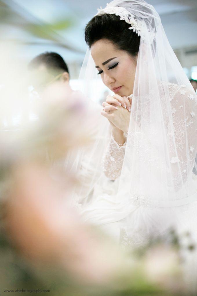 THE WEDDING OF RICHARD & LYDIA by Cynthia Kusuma - 020