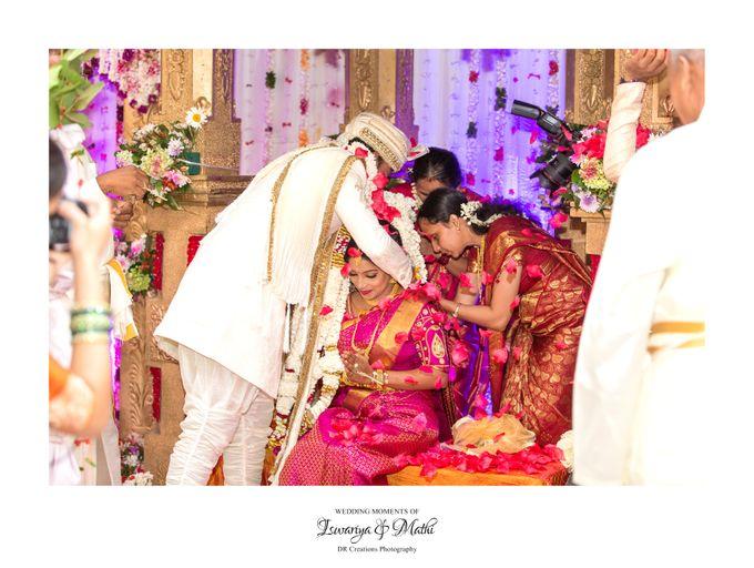 Wedding of Ishwariya & Mathi by DR Creations - 021