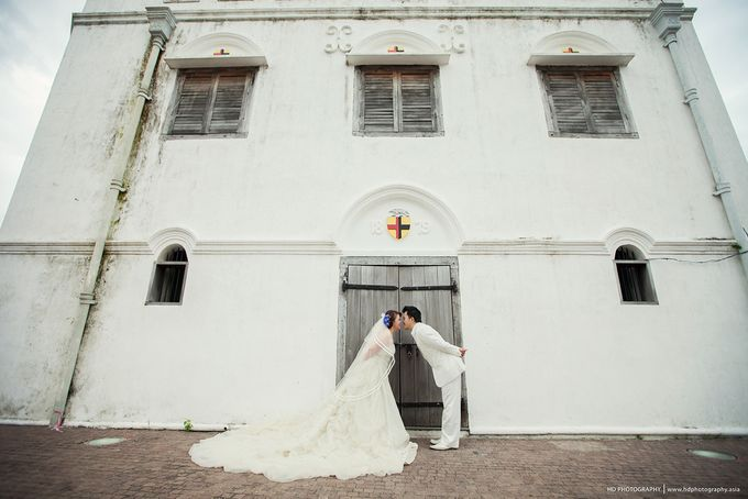 Rizky & Yeni Pre-Wedding by HD Photography - 013