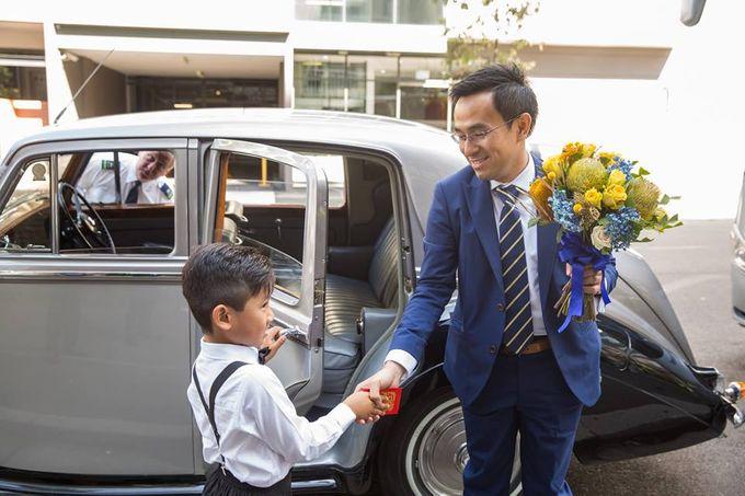 My amazing dream wedding by SS Florist - 015